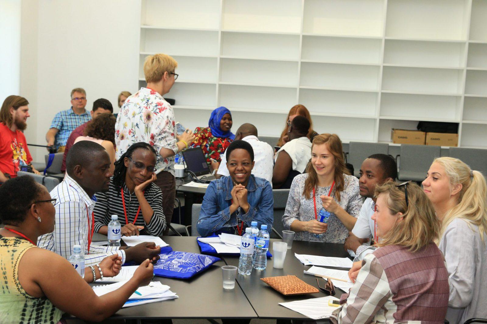Afrikos bibliotekų novatoriai sėmėsi patirties iš Lietuvos bibliotekų